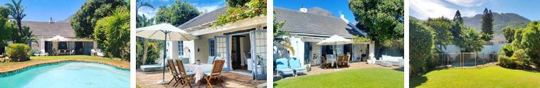 Hout Bay accommodation in a self catering cottage